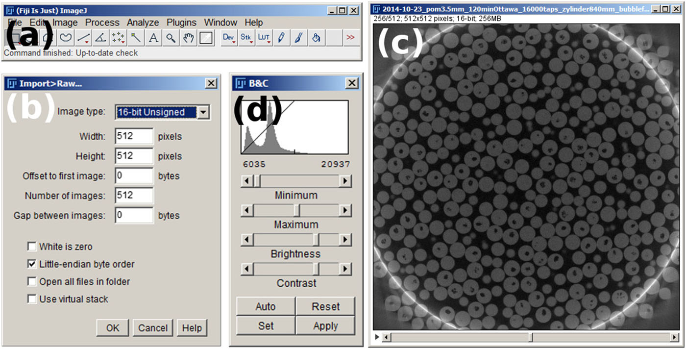 Analyzing X-ray tomographies of granular packings: Review of