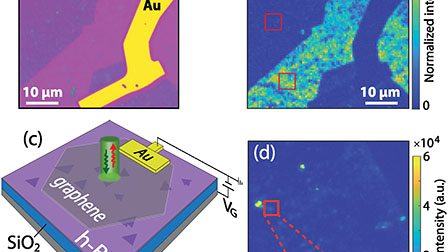 Electrically tunable quantum emitters in an ultrathin