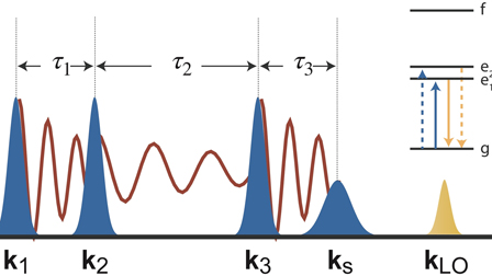 Coherent and dissipative quantum process tensor reconstructions in