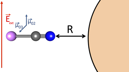 Role of coherence in the plasmonic control of molecular
